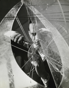 Constant working on Ovoid Construction, 1957