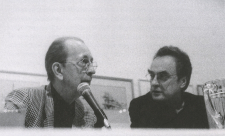 Constant and Benjamin Buchlog, 1999