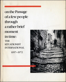On the passage of a few people through a rather brief moment in time, 1989