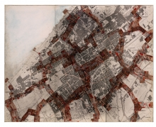 Constant Nieuwenhuys-New Babylon over Den Haag, 1964
