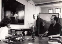 Constant and Gisela Burkamp