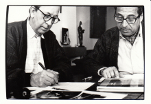 Constant and Jean-Clarence lambert, 1992
