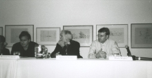 Constant Nieuwenhuys-Symposium in New York, 1999