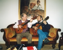 Constant NIeuwenhuys and Alex Timmermans, 2000