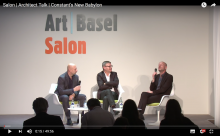 Art Basel: Architect Talk Constant's New Babylon