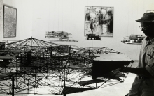 Constant Nieuwenhuys-Dutch pavilion at the Venice Biennale, 1966