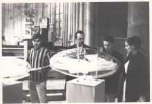 Nic Tummers, Constant and Nel in the Dominicanerkerk