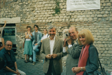 Director of the Picasso museum, Constant, Trudy