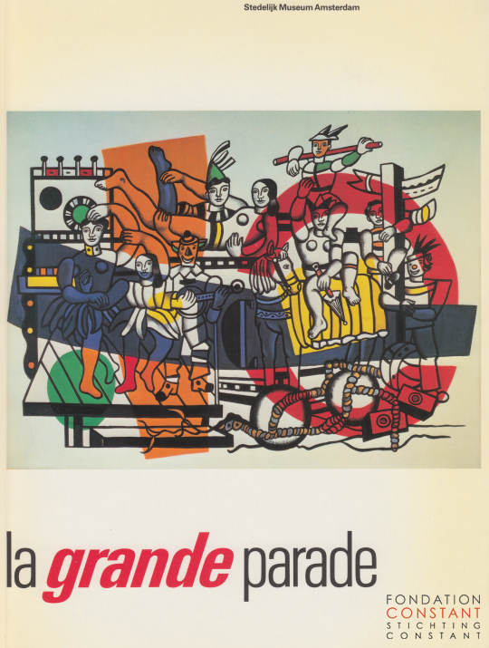 La Grande Parade | Highlights in Painting after 1940, 1984