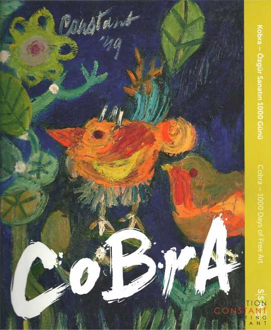 Cobra | 1000 Days of Free Art | Fondation Constant