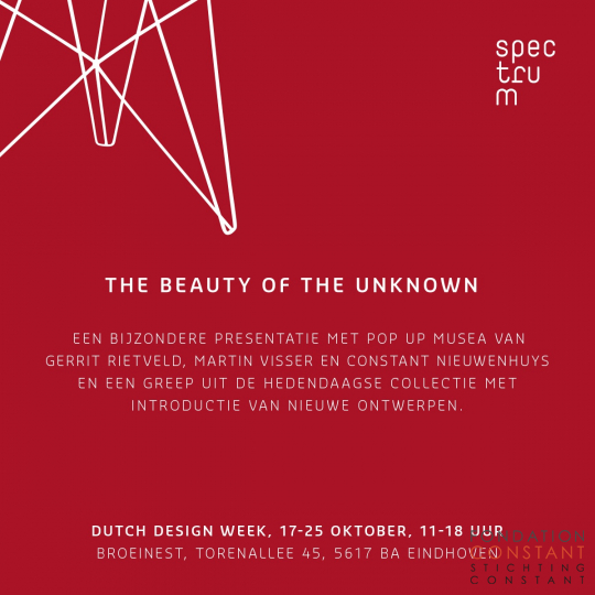 The Beauty of the Unknown-Spectrum Design, 2015