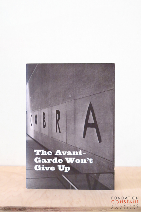 The Avant-Garde Won't Give Up-Blum & Poe, 2015