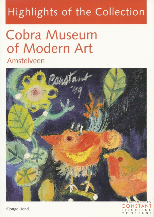 Highlights of the collection | Cobra Museum of Modern Art, 2007