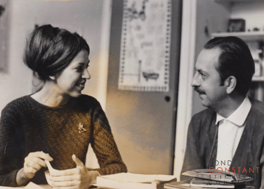 Constant and Martha, 1964