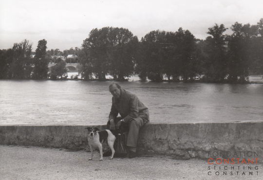 Constant and Waldo at the Loire