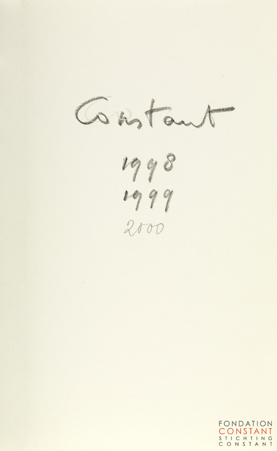 Constant 1998 1999 2000-00 Cover
