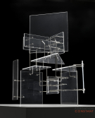 Constant Nieuwenhuys-Construction with Transparent Planes, 1954-6
